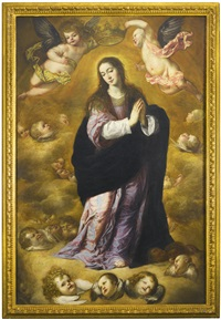 immaculate conception by antonio de pereda y saldago
