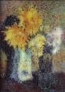 vase de fleurs by marcel couchaux