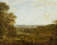 landscape in surrey by patrick nasmyth