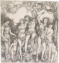 allegory of carnal love by cristoforo di michele robetta