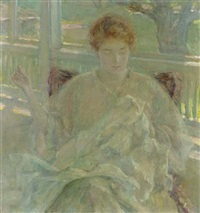 spring by robert reid