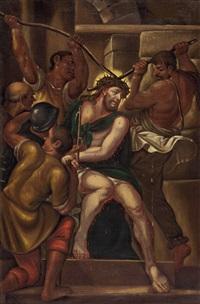 christus wird die dornenkrone aufgesetzt by anonymous-german (18)