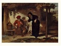 tobias aveugle et son épouse sarah by barent fabritius