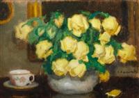 róże by alfons karpinski