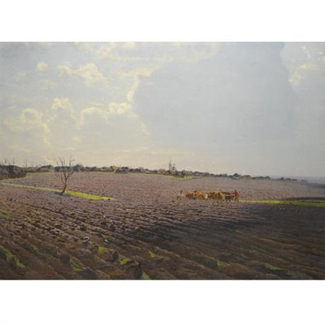 the land by nikolai nikanorovich dubovskoy