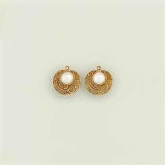 earrings by elizabeth gage