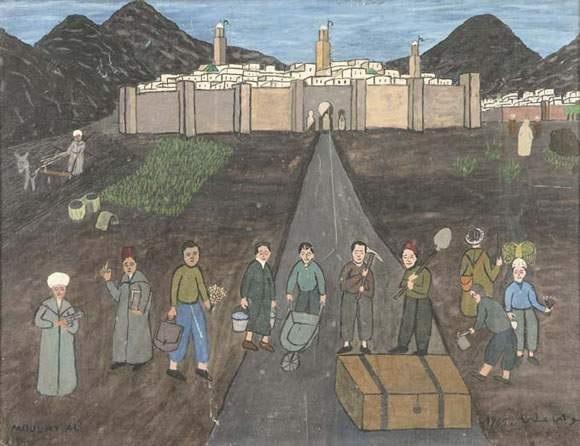 travaux des champs by moulay ali alaoui