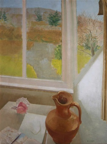 attic window by barbara warren