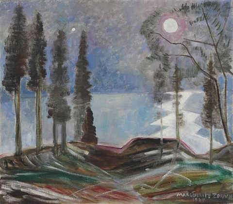 mists by marguerite thompson zorach