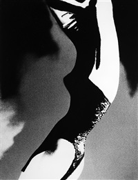 new look: christian dior corset, harper's bazaar by lillian bassman
