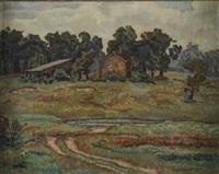 pennsylvania landscape by joseph b. grossman