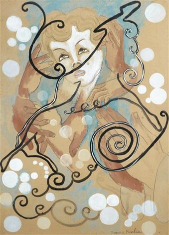 transparence portrait de madame picabia by francis picabia