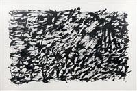 sans titre (n° er-1609) by henri michaux