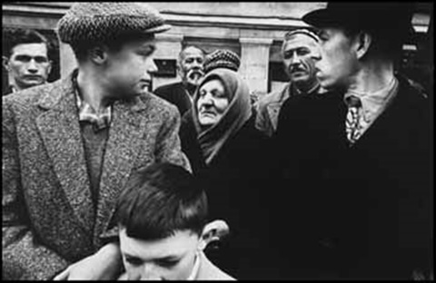 may day, moscow by william klein
