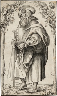 jacobus der ältere. - matthäus (2 works) by lucas cranach the elder