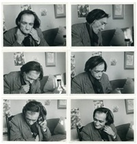 georges pastier (6 works) by antonin artaud