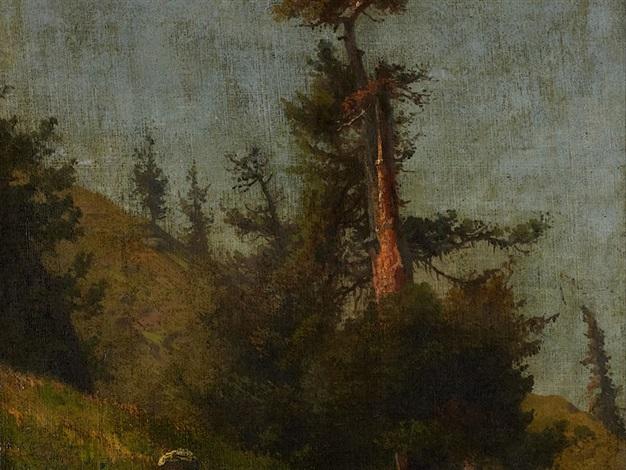 swiss mountains by robert schultze