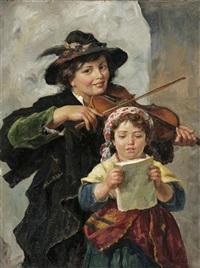giovani musicisti by eugenio cecconi