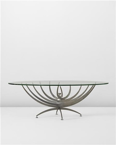 vrillée table by serge mouille