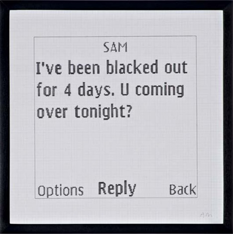 untitled text msg by adam mcewen