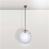 ceiling light by carlo scarpa