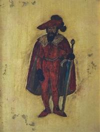 puppet study (bandit) by mikolas ales