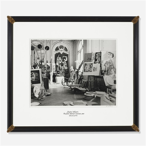 picasso atelier cannes by andré villers