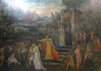 fairy tale scene by ilie arjoca