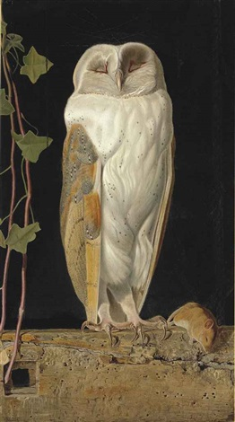 the white owl alone and warming his five wits the white owl in the belfry sits by william j webbe webb
