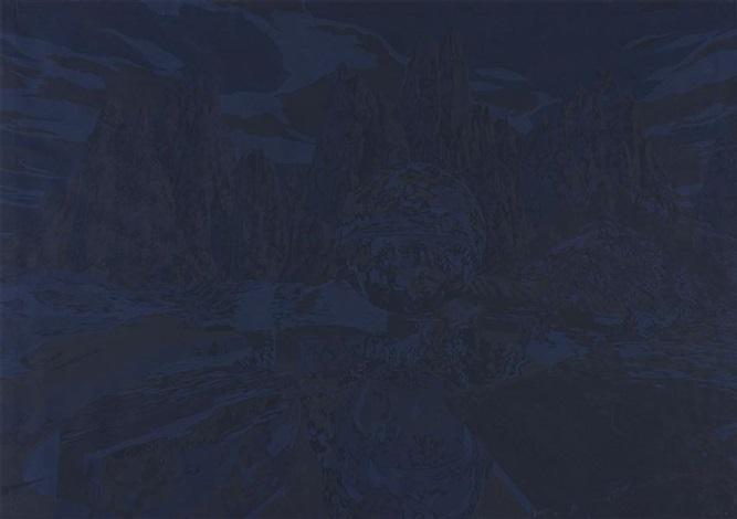 black psycore by eva rothschild