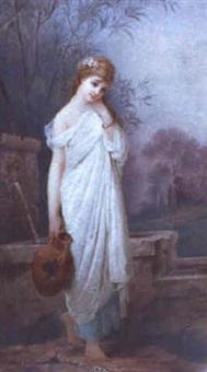 la cruche cassée by h. le roux