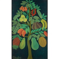 fruit tree by phillippe salnave auguste