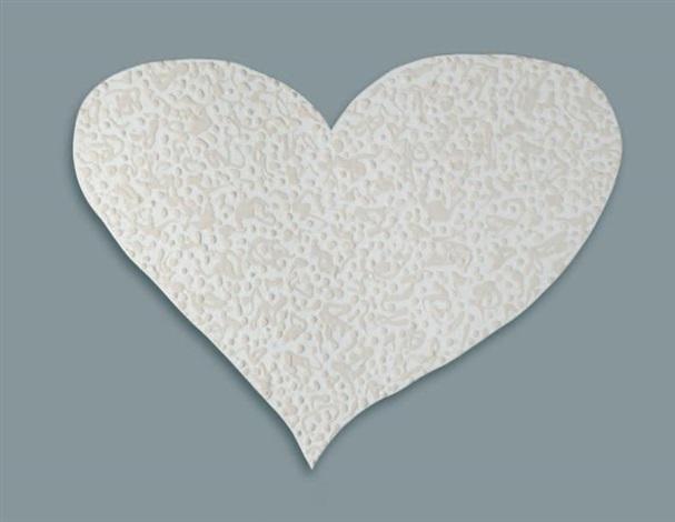 coeur blanc by rotraut