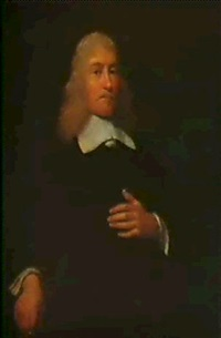 portraits of william carr of ferniehurst; and        of his wife (2) by abraham staphorst