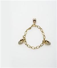charm bracelet by aaron basha