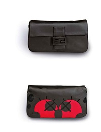 untitled fendi by kaws