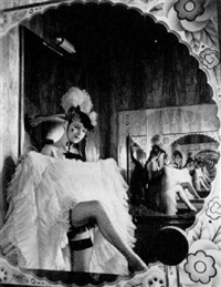 chorus girl by claude w. huston