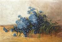 bluebottles by eugenia filotti atanasiu