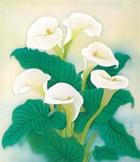 flowers by chen shu-chiao