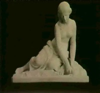 figure of a nymph by edward william physick