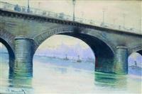 most paryski by odo (otton) dobrowolski
