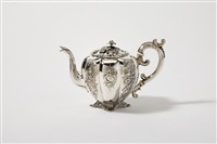 teapot by gustav wilem bauer and salomon lier