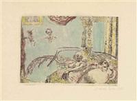 la luxure, from: les sept péchés capitaux by james ensor