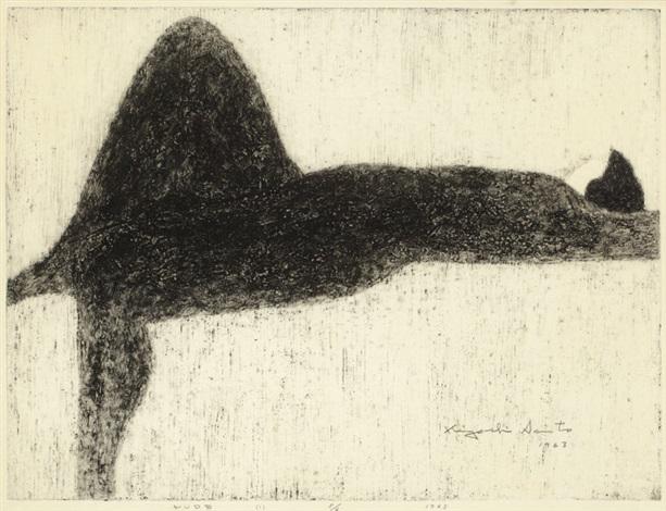 nude 1 by kiyoshi saito