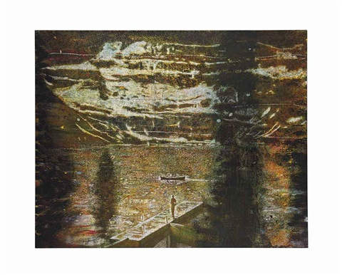 jetty by peter doig