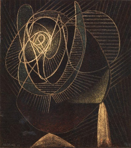 t1945 14 by hans hartung