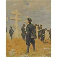 the fallen heroes by vasili vasilievich vereshchagin