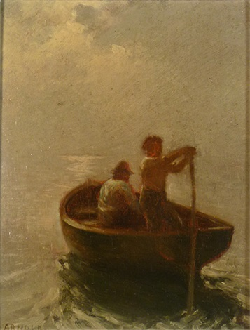scullers by frank mcintosh arnold