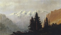 sierra peaks by william weaver armstrong