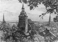 lüneburg by paul bach